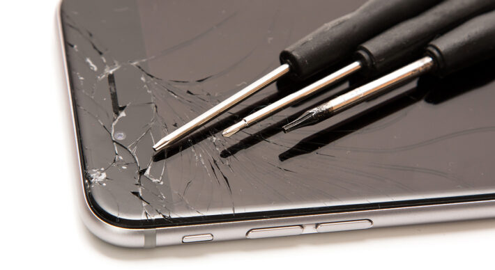 携帯電話修理屋